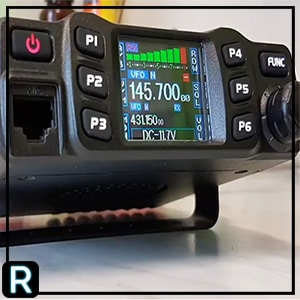 Best Dual Band Mobile Ham Radio Reviews [Updated on Sep  2019]