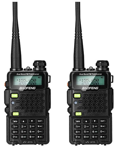 Baofeng UV-5R5 - Cheapest Ham Radio for Fresher