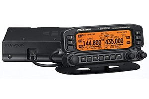 Kenwood TM-D710G - Top Quality Dual band Mobile Ham Radio