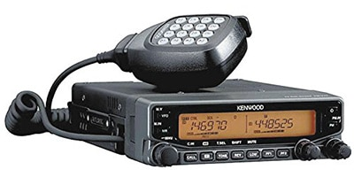 Top Rated dual band mobile radio - Kenwood TM-V71A