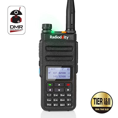 Radioddity GD-77 - Two Way Radio for Beginners