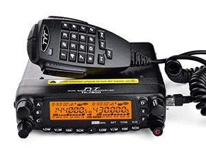 best dual band mobile ham radio - TYT TH-7800